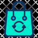 Refresh Bag Icon