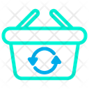 Refresh Basket Icon