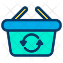 Basket Refresh Reload Icon