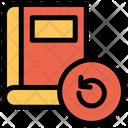 Refresh Reload Book Icon