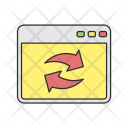 Refresh Browser Web Icon