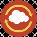 Cloud Refresh Refreshing Icon