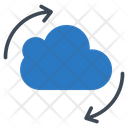 Refresh Cloud Server Icon