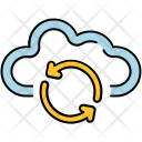 Refresh Cloud Reload Icon