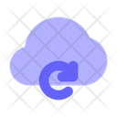 Refresh-cloud Icon