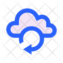 Cloud Refresh Update Icon