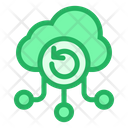 Refresh Reload Cloud Icon