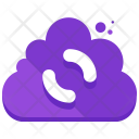 Refresh Cloud Computing Icon