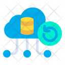 Refresh Cloud Data Icon