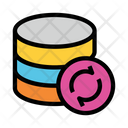 Datacenter Reload Refresh Icon