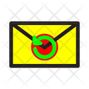Refresh Time Email Icon