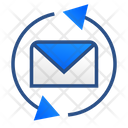 Refresh Email Email Mail Icon