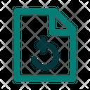 Refresh File Icon