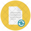 Refresh Paper Notes Icon