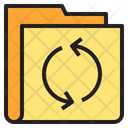 Refresh Folder Icon
