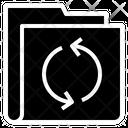 Recycle Folder Refresh Folder Icon
