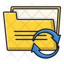 Refresh Document Document Reload Document Icon