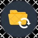 Refresh Folder Folder Update Data Update Icon