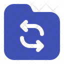 Refresh Folder Sync Folder Reload Icon
