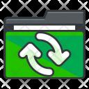 Refresh Folder Collection Icon