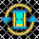 Refresh Hourglass Icon