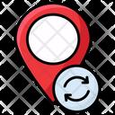 Refresh Location Icon