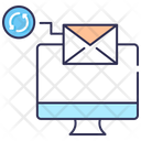 Refresh Mail Icon