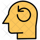 New Thinking Thinking Fresh Mind Icon