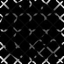Refresh Network Word Icon