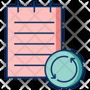 Refresh Note Icon