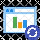 Refresh Report Web Icon