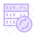 Reload Redo Database Icon