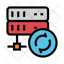 Server Reload Storage Icon
