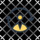 User Reload Avatar Icon