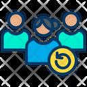 Refresh Userrefresh Profile Female Profile User Icon
