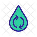 Waterdrop Abstract Application Icon