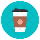 Disposable Coffee Takeaway Drink Disposable Drink Icon