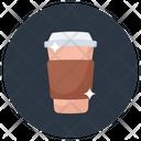 Takeaway Drink Disposable Drink Takeaway Coffee Icon