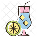 Cold Cool Drink Icon