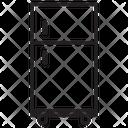 Refridgerator Freedge Freezer Icon