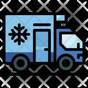 Refrigerated van Icon