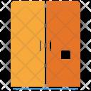 Refrigerator Cold Storage Icon