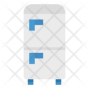 Refrigerator Kitchen Cold Icon
