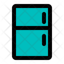 Refridgerator Fridge Electronics Icon