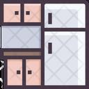 Refrigerator Fridge Fridger Icon