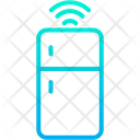 Smart Refrigerator Smart Fridge Automation Icon