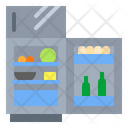Furniture And Household Freeze Cooler Icon