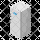 Refrigerator Fridge Electronic Appliance Icon