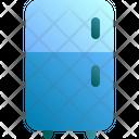 Refrigerator Icobox Freezer Icon