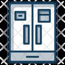 Fridge Refrigerator Fridge Freezer Icon